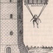 Verancsics dalmát püspök ejtőernyő kísérlete