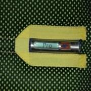 Ejtőernyő piropatron