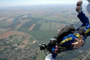 Az ejtőernyőzés csodája