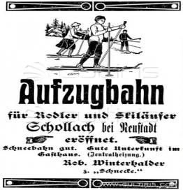 Sífelvonó plakátja