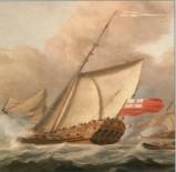 Az első yacht a Mary