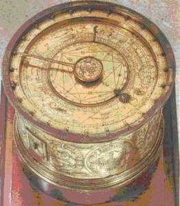 Jacob Zech órája 1550 körülről