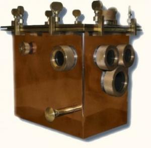 Az első vízalatti fényképezőgép