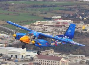 Tandemugrás - Dornier Do-28 G92