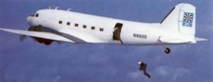 Tandemugrás - Douglas DC-3