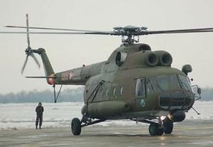 Tandemugrás - Mi-8 helikopter