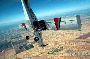 Tandemugrás - Pilatus PC-6-Porter